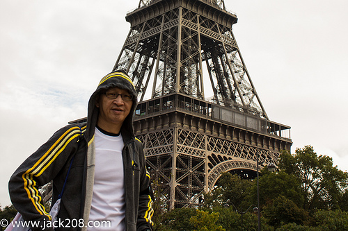 2013-10 Running in Paris 1