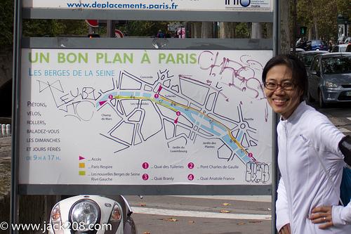 2013-10 Running in Paris 2